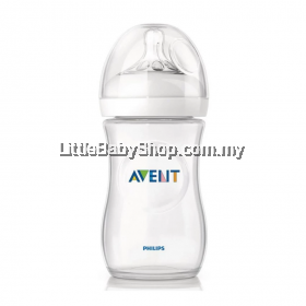 Philips Avent Natural Bottle 260ml/9oz Single Pack